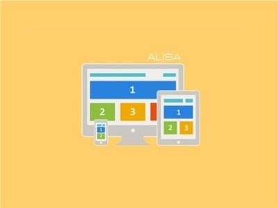 Создание разработка сайта-каталога